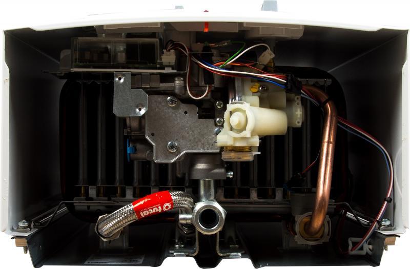 Колонка газовая Bosch GWH 13-2H, 13 л/мин