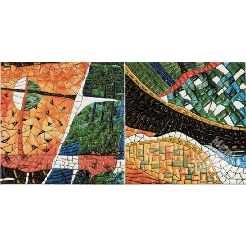 Панно Mural Gaudi 150x50 см