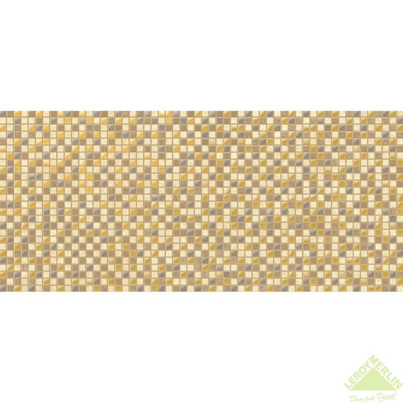Декор Escada Mosaic светлый, 20x44 см