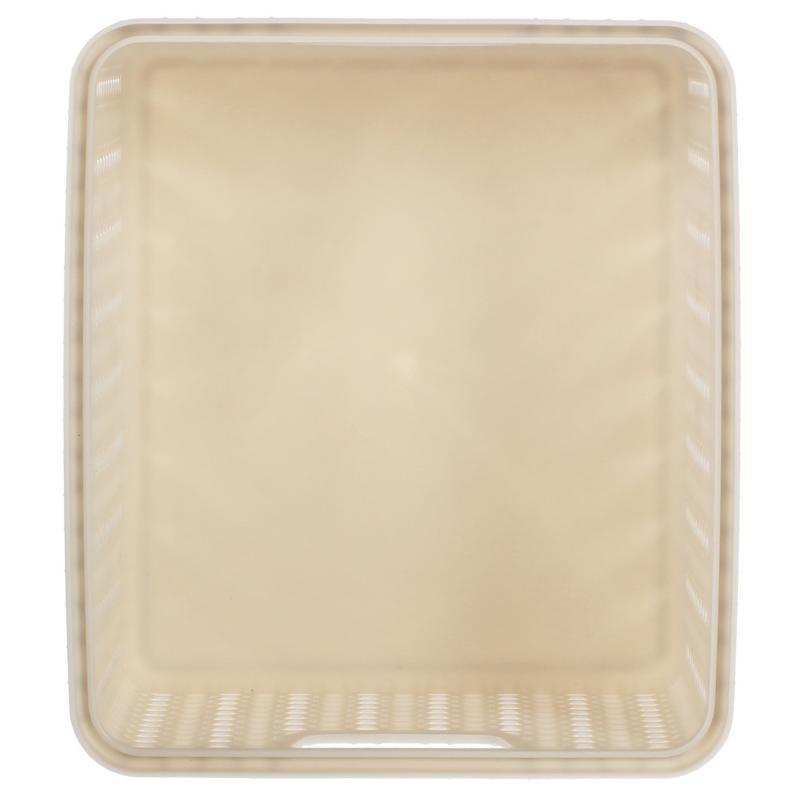 Корзина для хранения «Вязание», 1.5 л, цвет белый