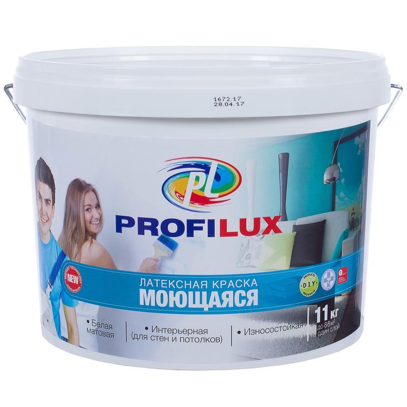 Краска латексная Profilux 11 кг