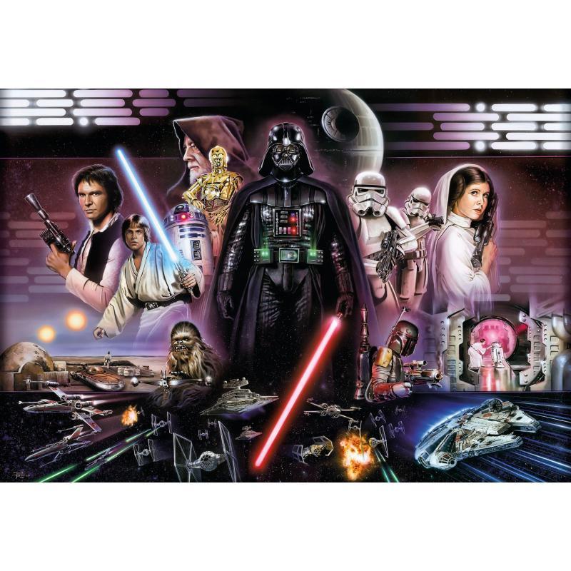 Фотопанно бумажное «Star Wars Vader» 368х254 см