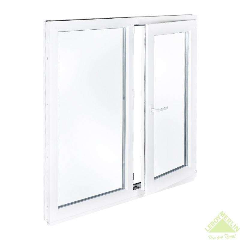 Окно ПВХ однокамерное 116х100 см