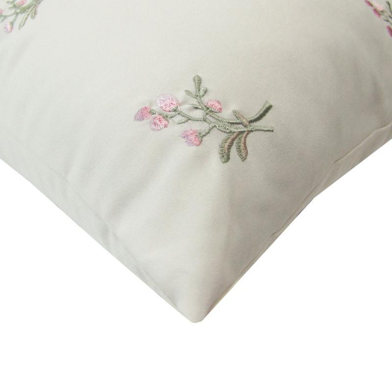 Подушка декоративная «Тиффани: Цветок», 40х40 см,