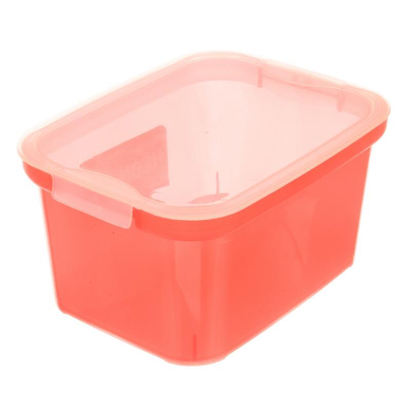 Корзина Curver Amsterdam мини неон пластик цвет оранжевый