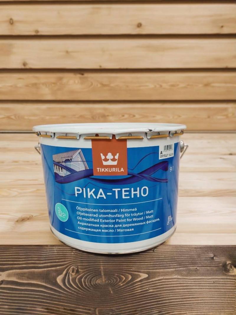 Краска Тиккурила Pika-Teho 9 л