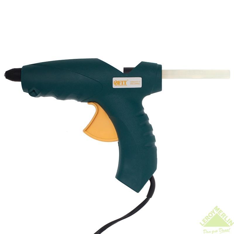 Пистолет клеевой 200 Bт для 11мм стержней