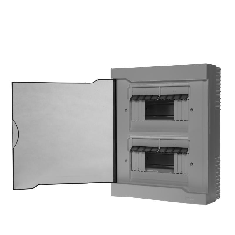 Щит пластиковый Лезард ЩРН-П-16 на 16 модулей