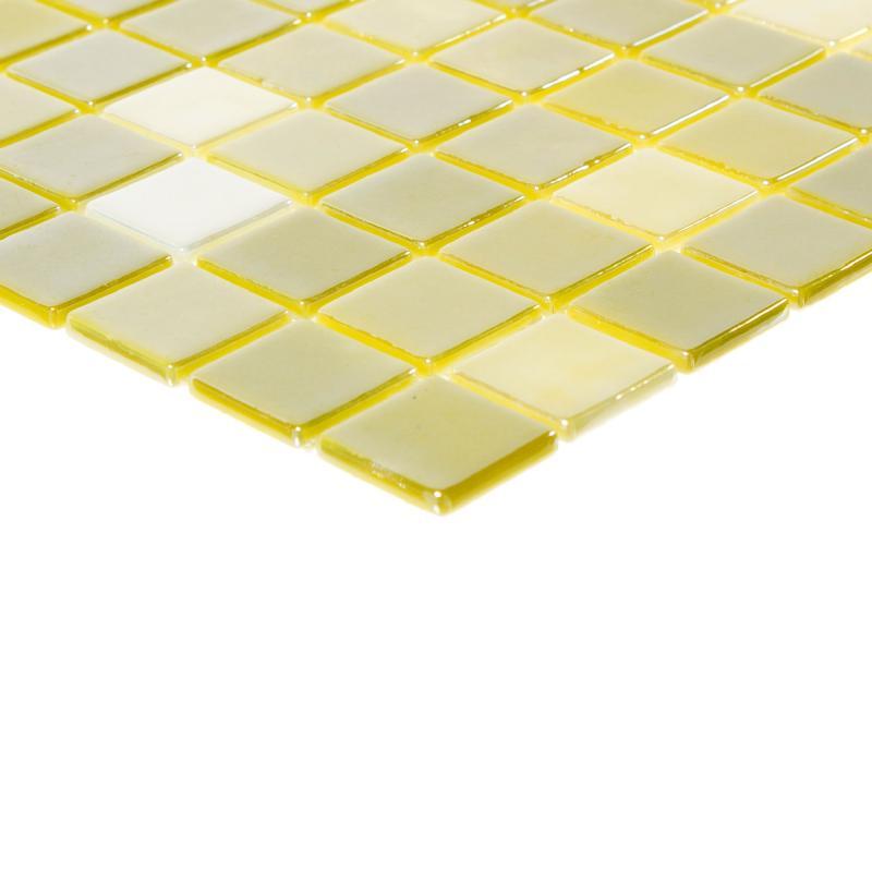 Мозаика Vidrepur № 401, 31.7х31.7 см, стекло, цвет зелёный