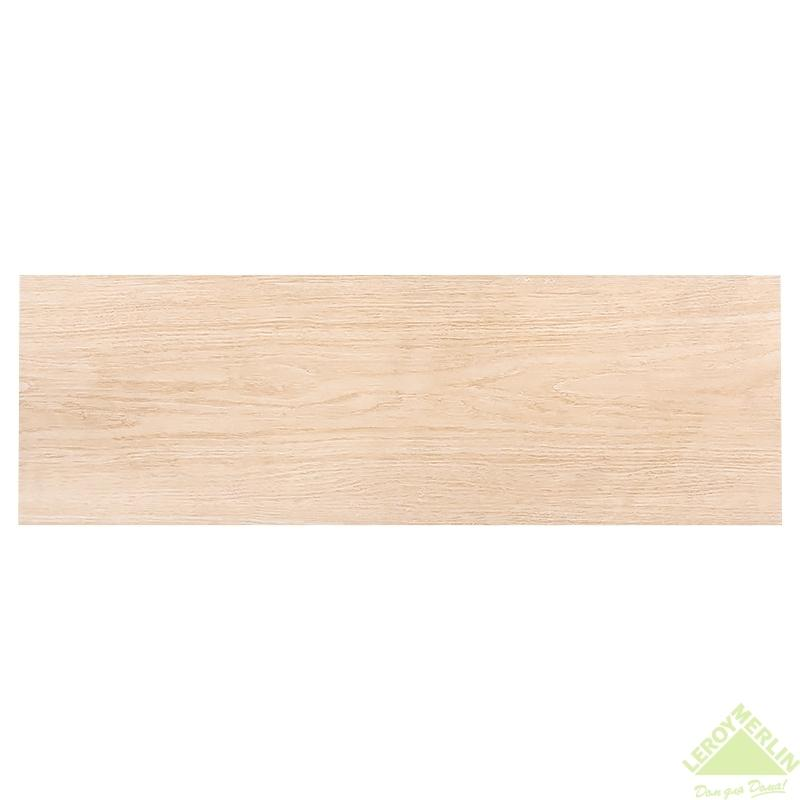 Керамогранит Форест, цвет песочный, 20х60 см, 1,8 м2