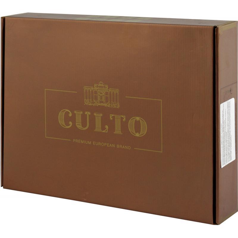 Смеситель для раковины Culto loft однорычажный высокий, цвет хромированная латунь