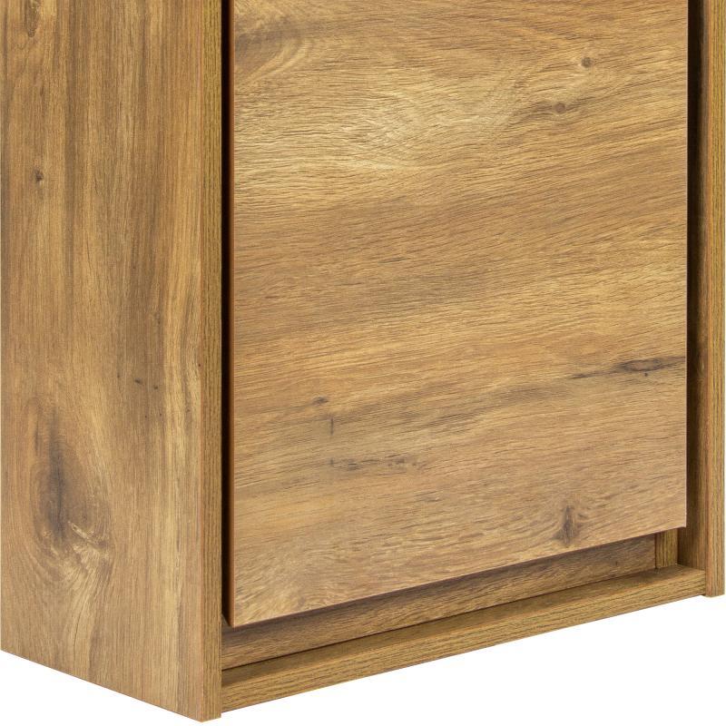 Шкаф подвесной «Мокка» 35 см, цвет дуб