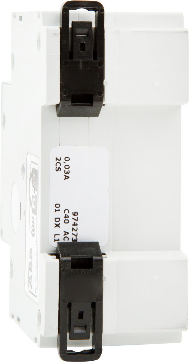 Автомат дифференциальный Abb 2 полюса 40 А, 2CSR145001R1404