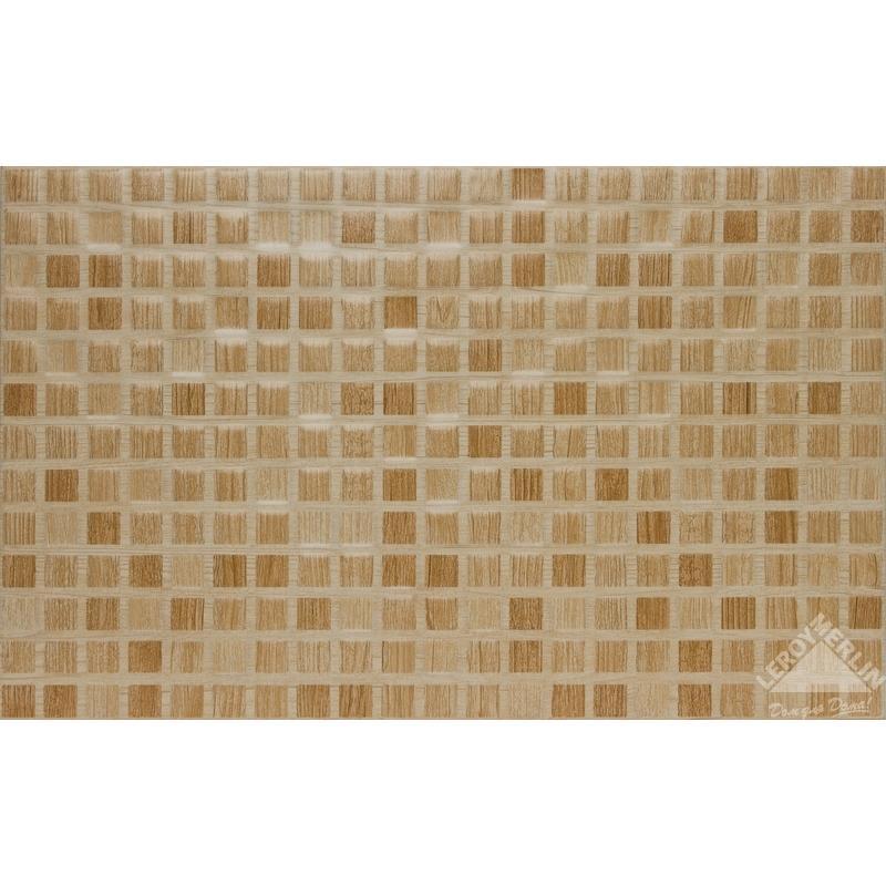 Плитка настенная Elisa marron, 25x40 см, 1 м2