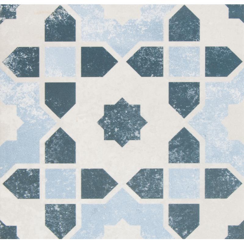 Декор Ethno Микс №15 18.6х18.6 см