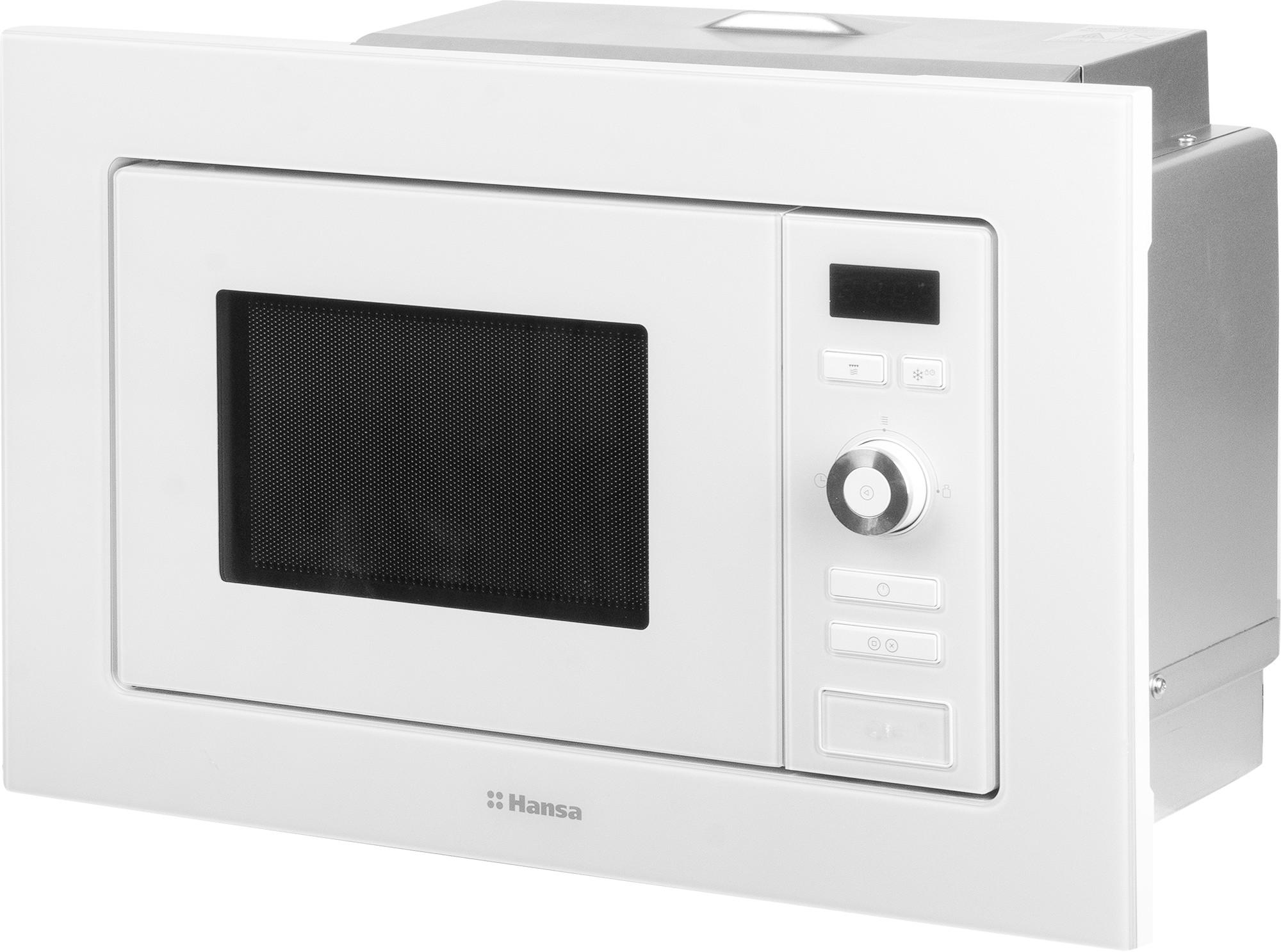 встроенная микроволновая печь классика