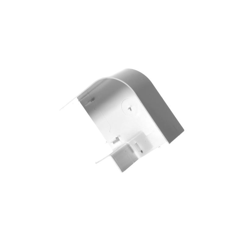 Угол для труб плоский Экопласт Tecn, 100х55 мм