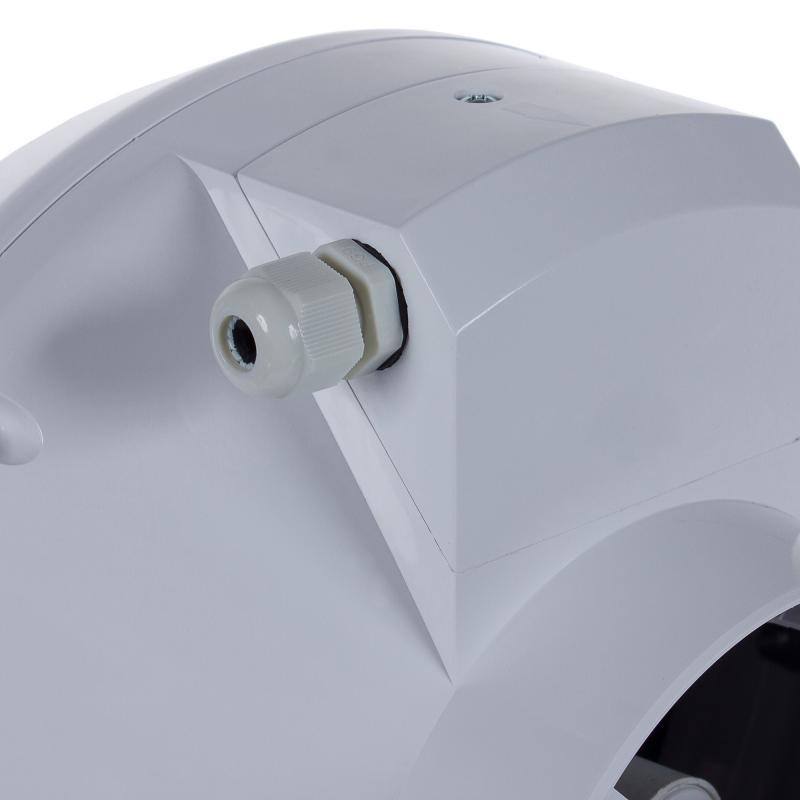 Вентилятор канальный центробежный Вентс 125 ВК D125 мм 16 Вт