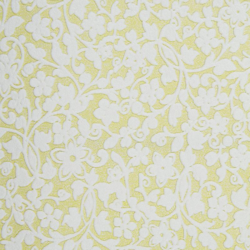 Обои флизелиновые 1.06х10 м узор цвет зелёный Па 3242-77