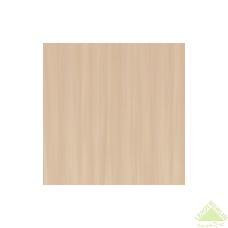Плитка напольная Aurora, цвет бежевый, 33x33 см, 1,33 м2