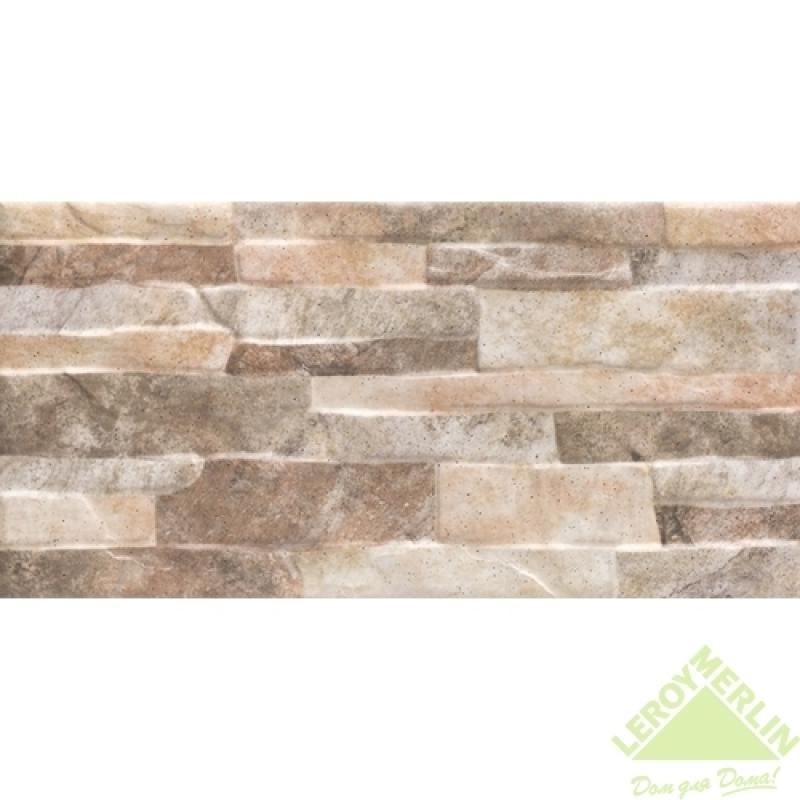 Плитка настенная Muro Marron 15x30 см, 1 м2