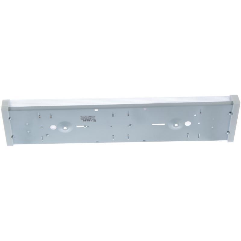 Светильник люминесцентный ЛПО12 2хТ8х20 Вт, IP20, металл/стекло, цвет белый