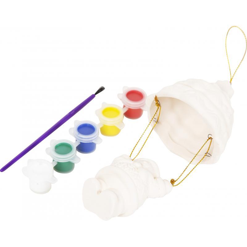 Набор для детского творчества «Снеговик с парашютом»