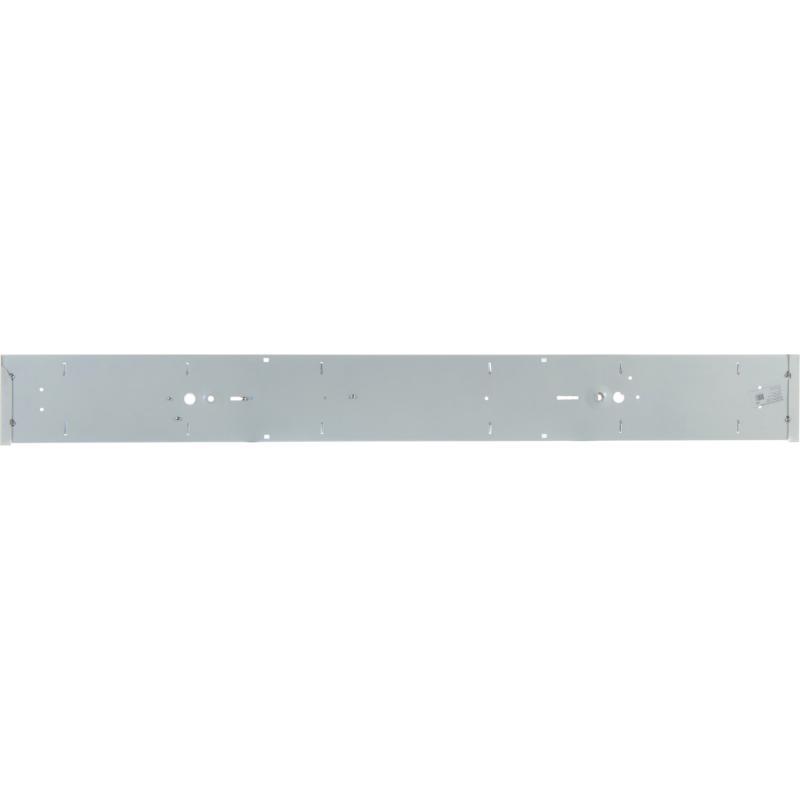 Светильник люминесцентный ЛПО12 2хТ8х40 1240 мм Вт, IP20, металл/стекло, цвет белый