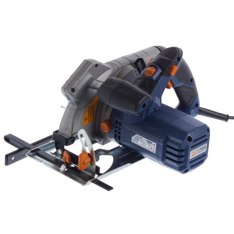 Циркулярная пила Dexter Power NC1300CS, 1300 Вт, 190 мм