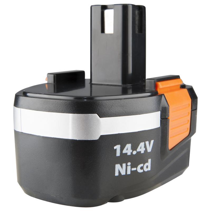 Іркіліксіз бұрғыға арналған аккумулятор 14,4В 1,5А сағ Ni-CD
