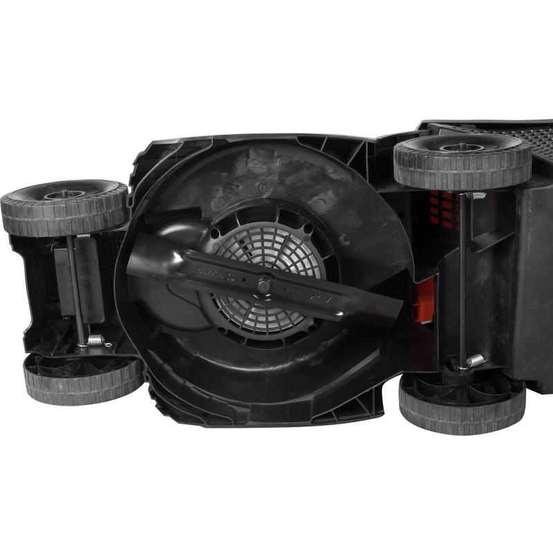Газонокосилка электрическая Black&Decker BEMW 351, 1000 Вт