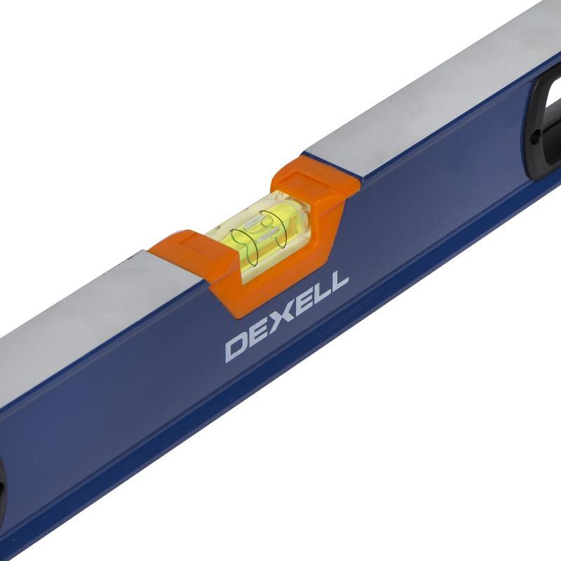 Уровень Dexell 1000 мм с двумя глазками