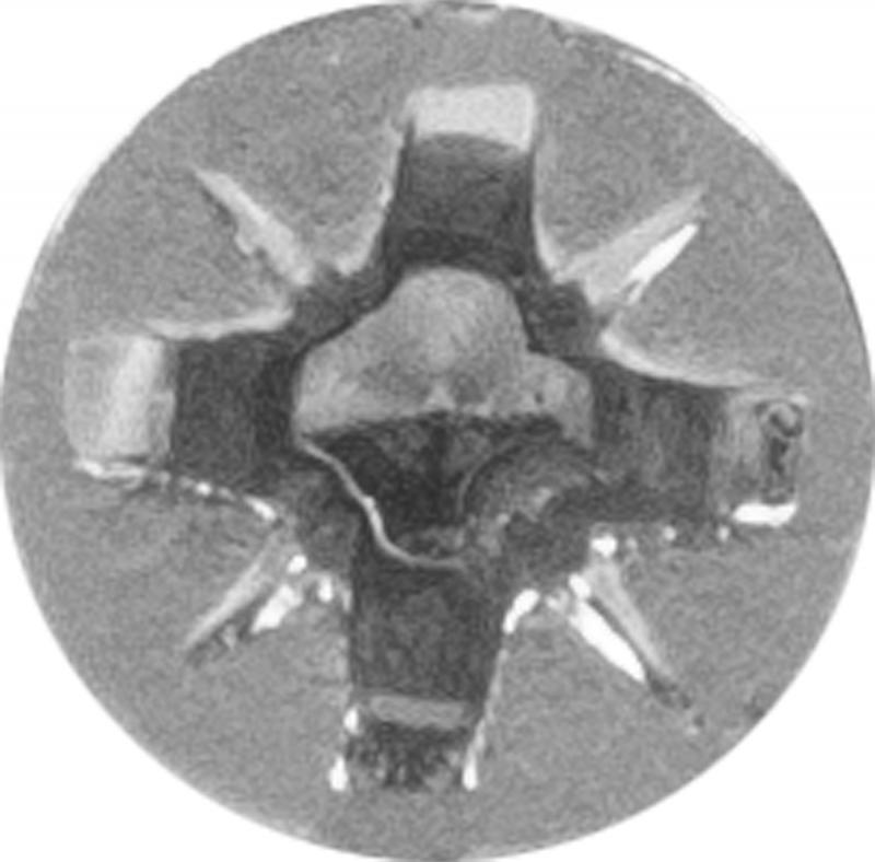 Саморезы универсальные оцинкованные 3,5х30мм (20 шт)