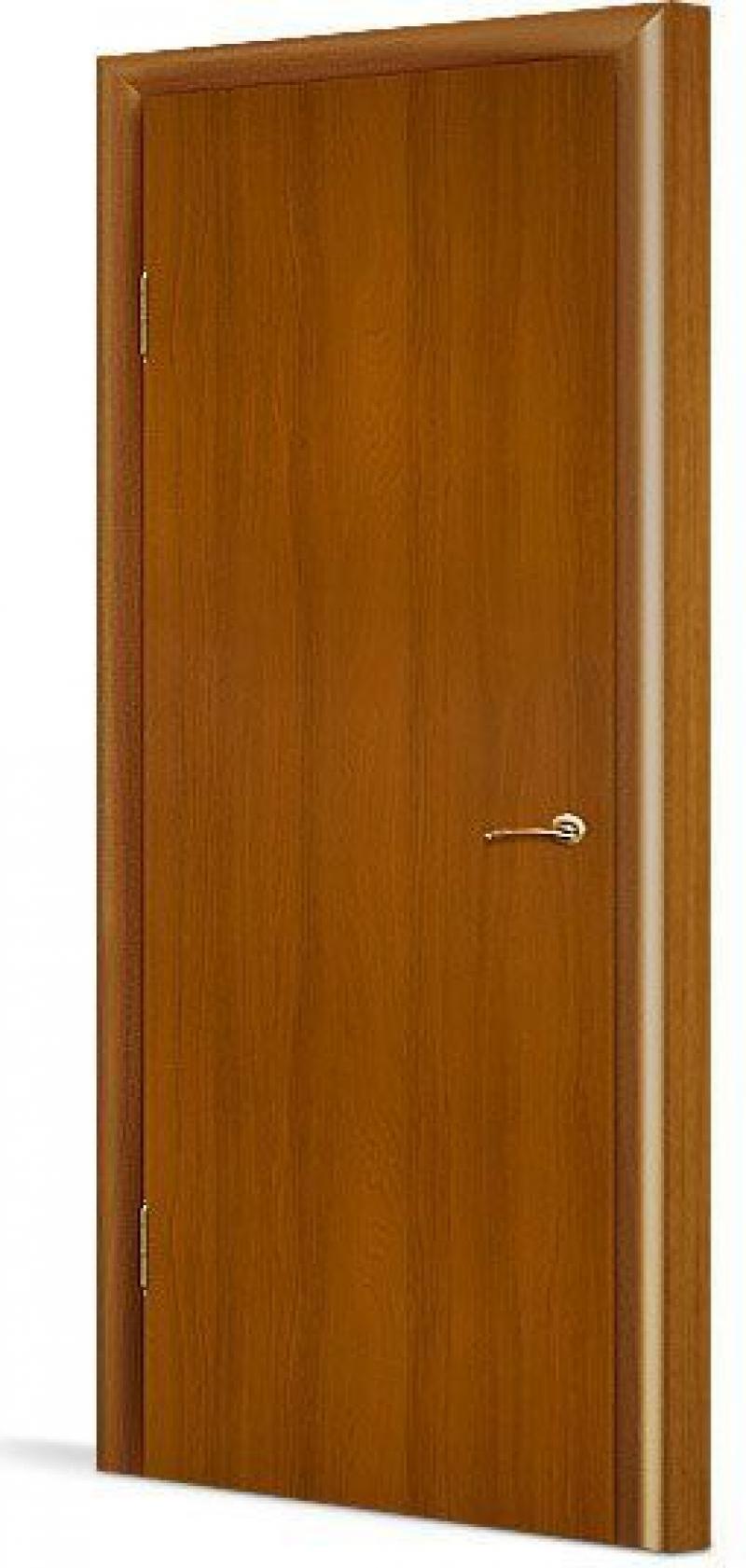 Полотно дверное глухое с четвертью, 600 мм