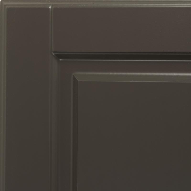 Дверь для шкафа Delinia «Леда серая» 45x92 см, МДФ, цвет серый
