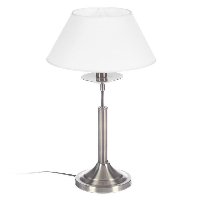 Настольная лампа Hotel 01010/1 1хЕ14х40 Вт цвет античная бронза