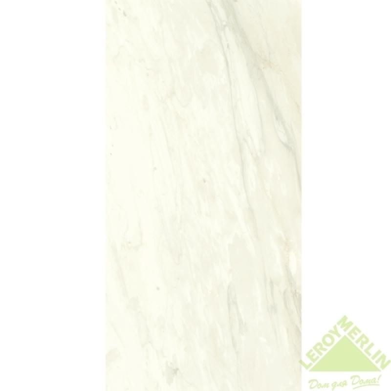 Плитка настенная Джулия, цвет белый, 30х60 см, 1,62 м2