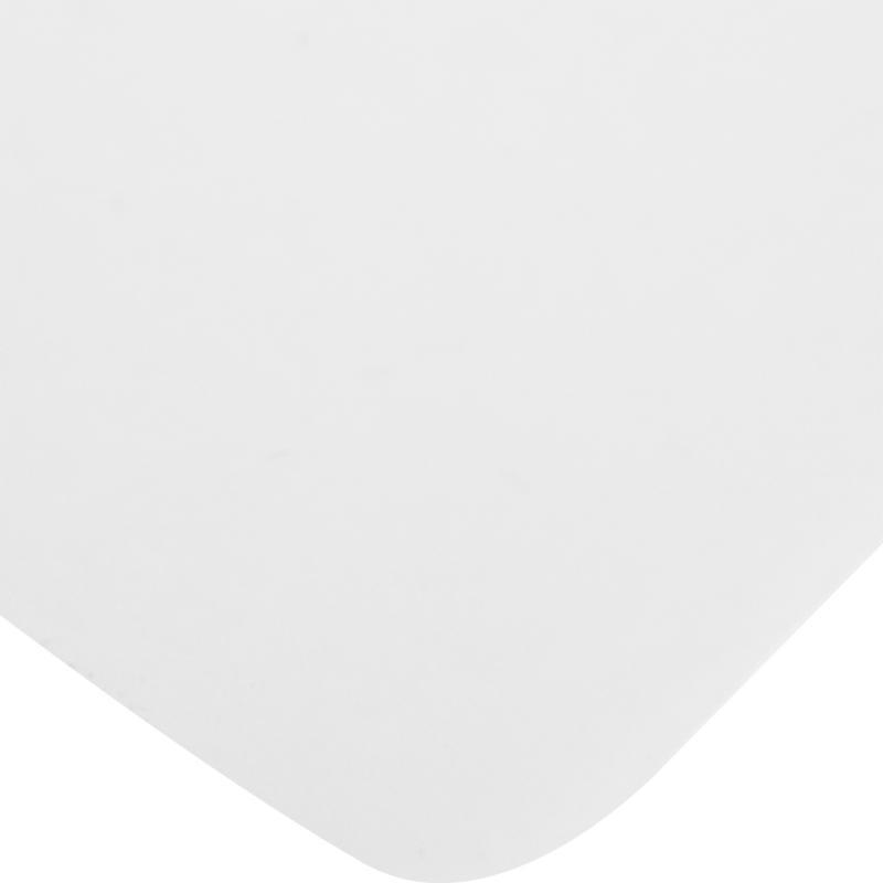 Коврик настольный 38x58 см полипропилен цвет прозрачный