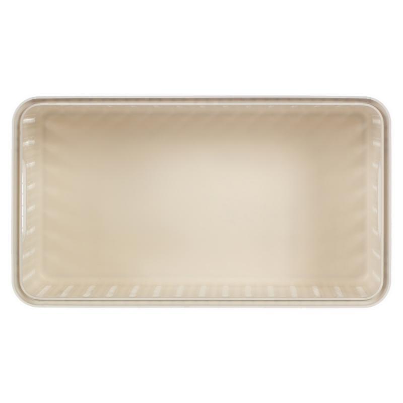 Корзина для хранения «Вязание», 3 л, цвет белый
