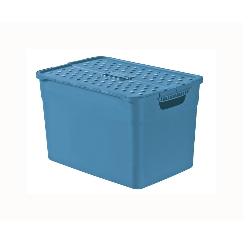 Контейнер Curver Pixxel голубой 12 л