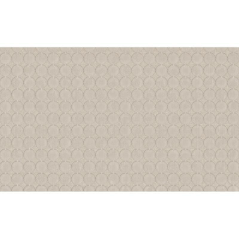 Обои на флизелиновой основе 1.06х10 м Круги цвет бежевый VS 988546