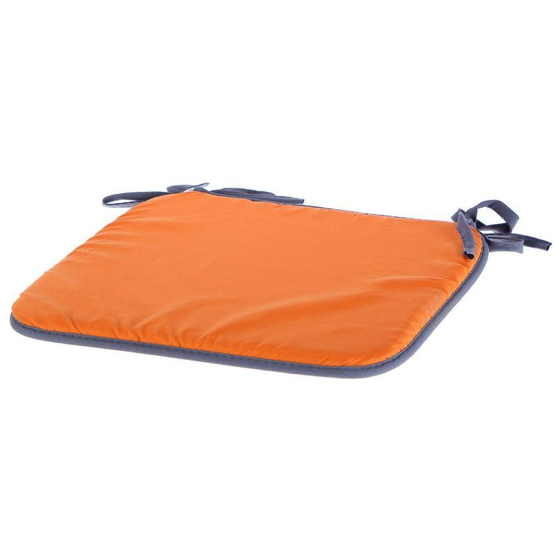 Галета «Тити» 38х38 см цвет оранжевый
