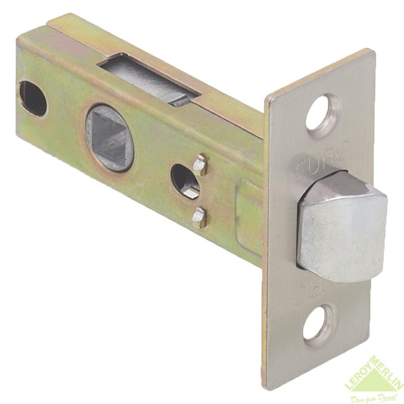 Защёлка для межкомнатных дверей 8-45, никель