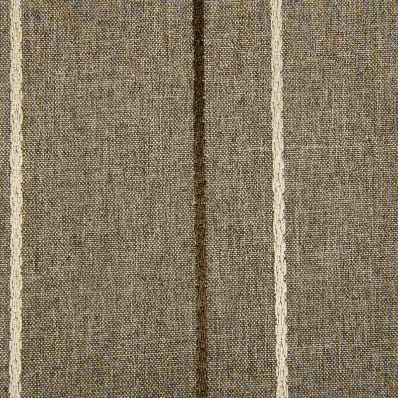 Штора на ленте «Dudley», 200x280 см, цвет кофе