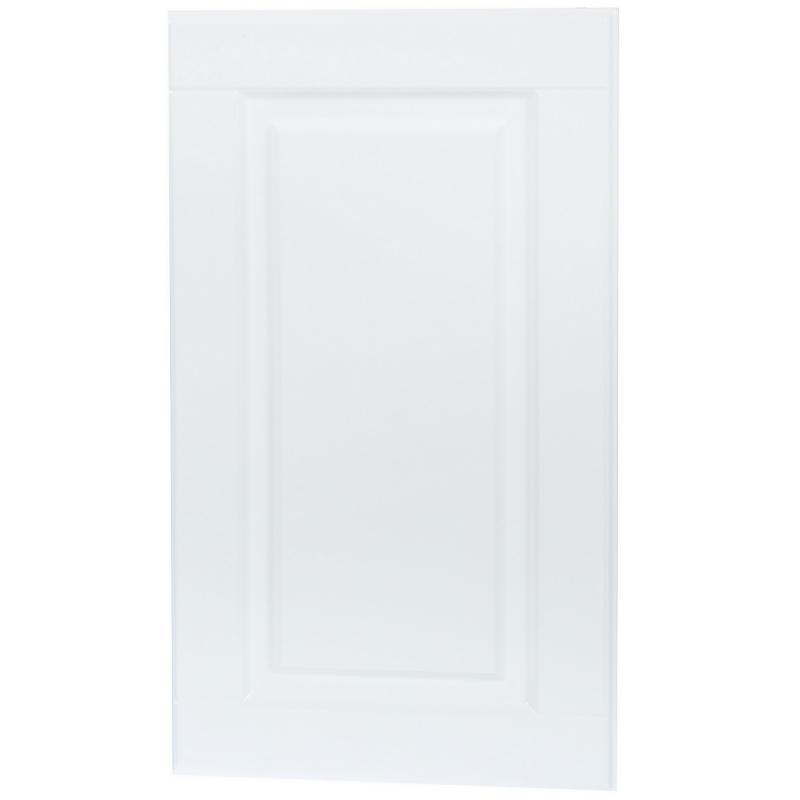 Дверь для шкафа Delinia «Леда белая» 60x35 см, МДФ, цвет белый