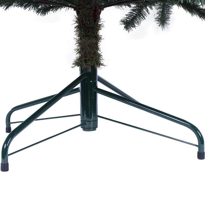 Ель новогодняя искусственная «Европейская» с шишками, 150 см