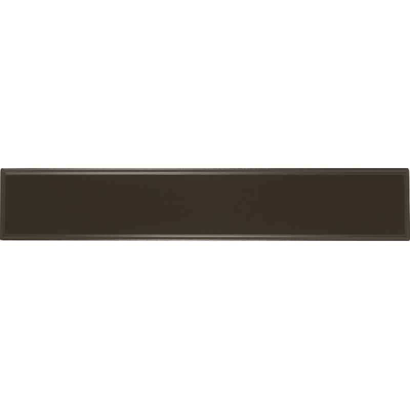 Дверь для ящика под духовку Delinia «Леда серая» 60x10 см, МДФ, цвет серый