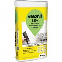Weber.vetonit LR+ полимерлік сылағы, 20 кг қаптарға орап буылған,