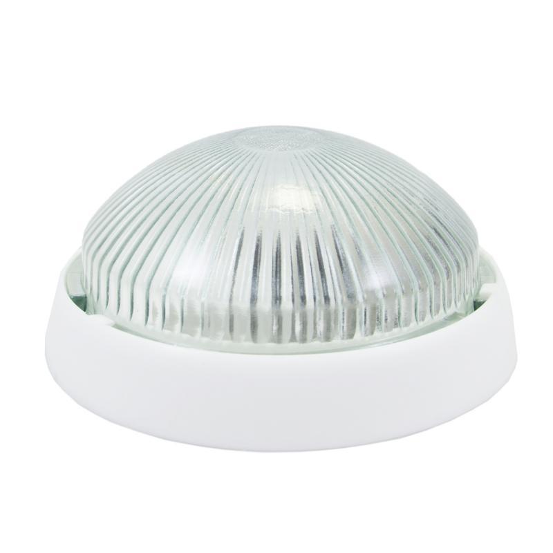 Светильник Сириус-1 1xE27х60 Вт, цвет белый, IP54
