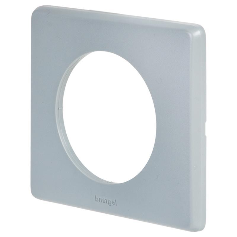 Рамка для розеток и выключателей Celiane, 1 пост, цвет грей